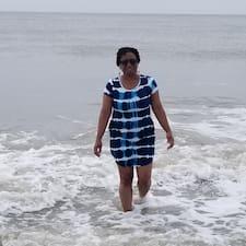 Shanice felhasználói profilja