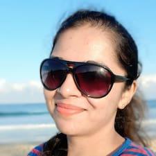 Profil utilisateur de Smita