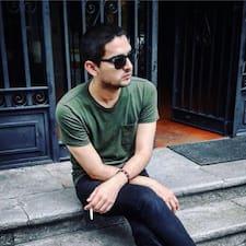 Milton Eduardo User Profile