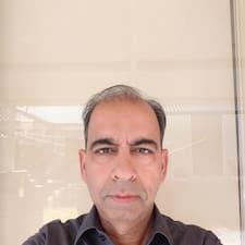 Perfil do utilizador de Anil
