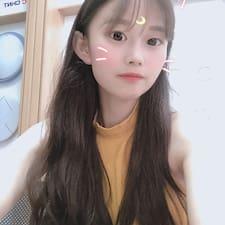 雪玲 felhasználói profilja
