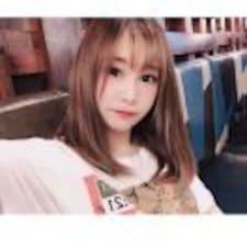 顾 felhasználói profilja