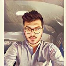 Profilo utente di Divesh