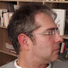 Användarprofil för Pierre