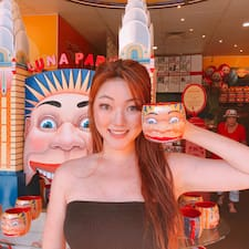 Gianna Jihyeon - Uživatelský profil