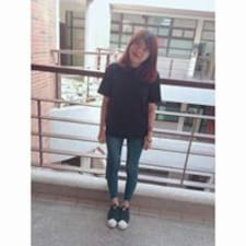 Jiayu felhasználói profilja