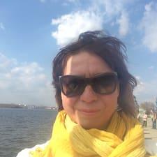 Еоена Kullanıcı Profili