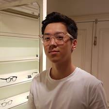 Profil korisnika Nicholas (Yin Jun)