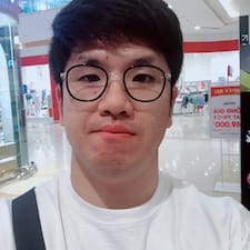 Henkilön Seonghyun käyttäjäprofiili