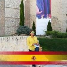 Henkilön Inmaculada käyttäjäprofiili