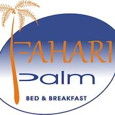 Fahari Palm User Profile