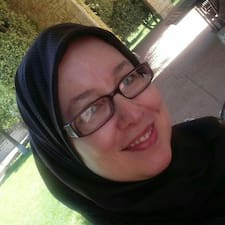 Wafaa User Profile