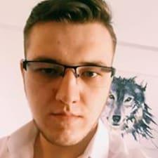 Henkilön Michał käyttäjäprofiili