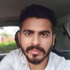 Profil Pengguna Arun