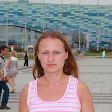 Lubov Kullanıcı Profili
