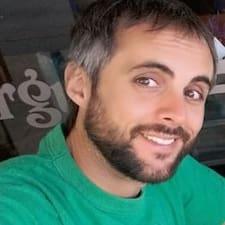 Профиль пользователя Matías