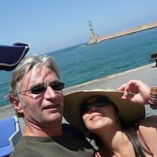 Marina & Laurent Brugerprofil