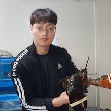 Yeong Jin - Uživatelský profil