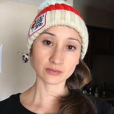 Profil Pengguna Maggie