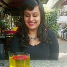 Aayushi User Profile