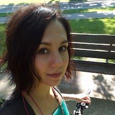 Petrova - Uživatelský profil