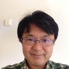 Henkilön Yoshihiro käyttäjäprofiili
