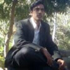 Rajshekhar felhasználói profilja