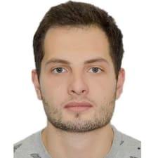 Perfil de usuario de Evgeny