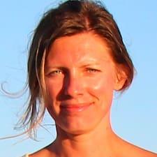 Henkilön Polina käyttäjäprofiili