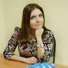 Nutzerprofil von Svetlana