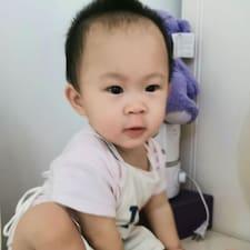 Användarprofil för 朱雯
