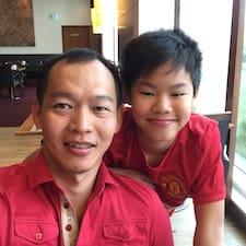 King Hong User Profile