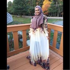 Profilo utente di Saimah