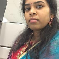 Poojitha - Uživatelský profil