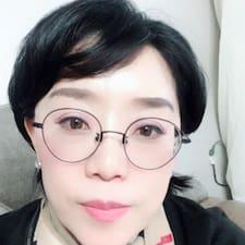 Användarprofil för Seonjeong
