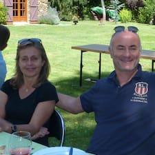 Profil utilisateur de Pascale & Peter