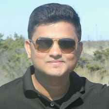 Perfil do usuário de Rajesh
