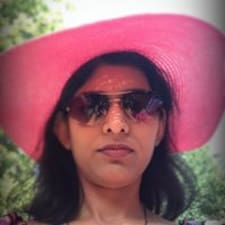 Profil Pengguna Rashmi
