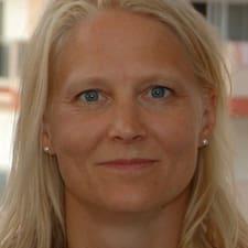 Henkilön Hanne Greiff käyttäjäprofiili