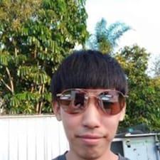 Profil utilisateur de Dawin Chen