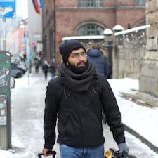 Profil korisnika Arnab