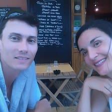 Tiziana & Marc to Superhost.