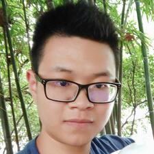 Användarprofil för 陈泰羽