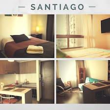 Santiago - Uživatelský profil