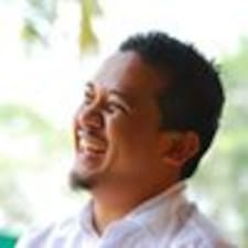 Raffi felhasználói profilja