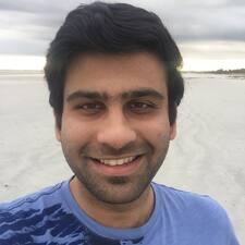 Profil korisnika Bharadwaj