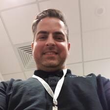 Walid felhasználói profilja