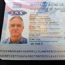 Darrell - Profil Użytkownika