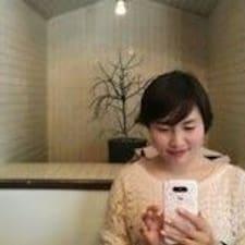 Juyeon felhasználói profilja
