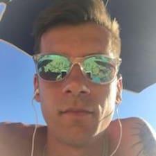 Grzegorz felhasználói profilja